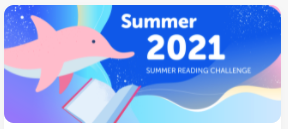2021 Summer Reading Program - Click here to get started